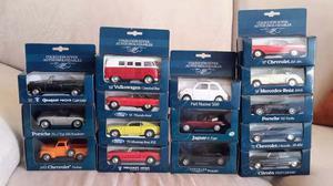 Colección Carros A Escala 1:24. Súper Autos Inolvidables