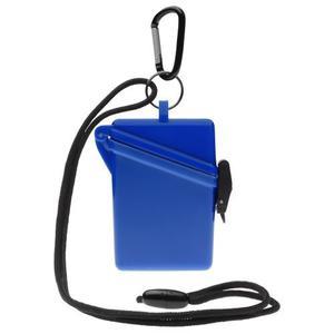 Estuche Para Celular Witz A Prueba De Agua Universal Azul