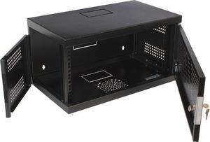 Gabinete Rack De Pared 7ru X51d Desmontable 39x52x51