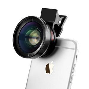 Kit De Lentes Profesional Para Iphone 6/6s/6s Plus/5s Techo