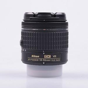 Marca Nuevo Nikon Af-p Dx Nikkor mm F/g Vr Lente