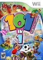 Nuevo Atlus Usa Incorporado 101 In 1 Party Megamix Producto