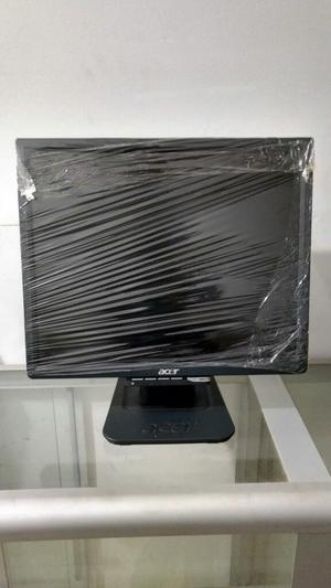 Pantalla Monitor Pc Acer 17 Pulgadas