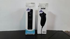 Pareja Controles De Nintendo Wii.