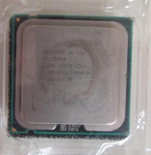 Procesadores Celeron, Dual Core y Core 2 Duo para PC