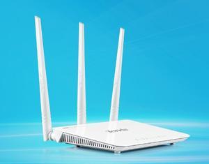 Rompemuros Tenda Wifi Repetidor Router 300mbps 15dbi