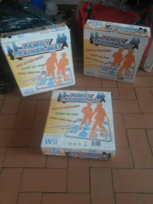 Vendo Tapetes Para Nintendo Wii Originales Es Caja