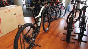 Bicicleta Specialized Stumpjumper FSR Carbon 27.5