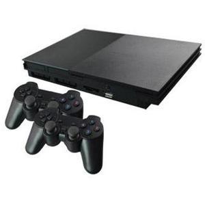Consola Juegos 2 Controles Hdmi Puerto Ps2 Sd Memoria Regalo