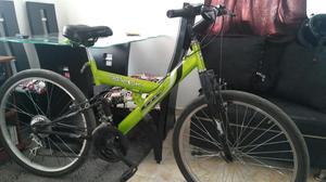 Vendo Hermosa Bicicleta Todo Terreno Gw
