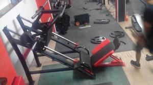 prensa para pierna, fabricante de maquinas de gimnasio,