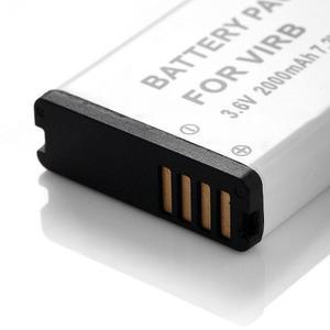 3.6v mah Batería Para Garmin Virb Élite Gps Alpha