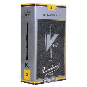 Caña Unidad Clarinete # 3 Serie V12 Vandoren Cr193