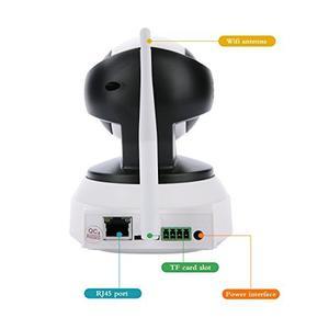 Camara De Seguridad Bavision Wifi