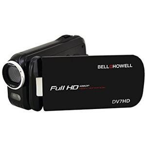 Campana Howell Slice2 Dv7hd-bk Full Hd p Videocámara C