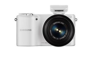 Cámara Digital Samsung Nx Mp Pantalla Táctil Lcd