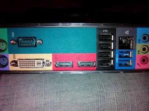 Combo Board Intel Core I Hz 3 Gen. 4gb,2ptos3.0