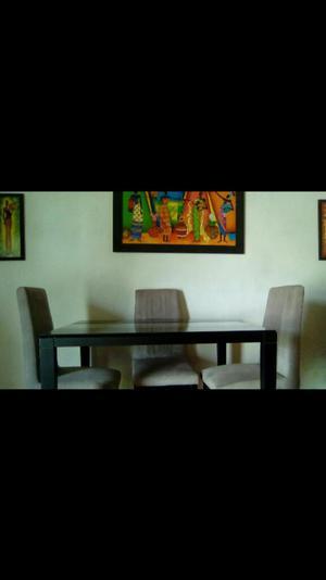 Juego de sala moderna con alfombra posot class - Alfombras de comedor ...