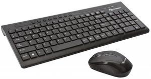 Juego de teclado y mouse inalámbricos para PC