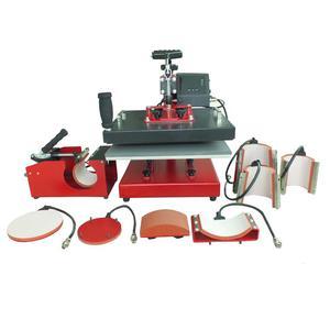 Kit Sublimacion 8 en 1 Mas Impresora Mas Capcitacion