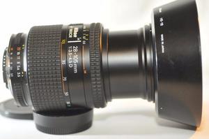 Lente Nikon Macro 28 A 105mm Sony Alfa Nex Vg