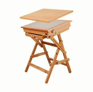 Retazos madera triplex pino caribe roble posot class Mesa para dibujo tecnico