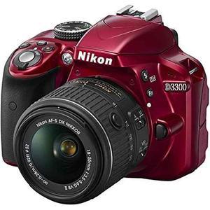 Nikon D Mp Cmos Digital Slr Con Enfoque Automático