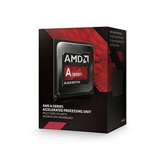 Procesador Amd Black Edition A10 Series Apu Con Radeon R7