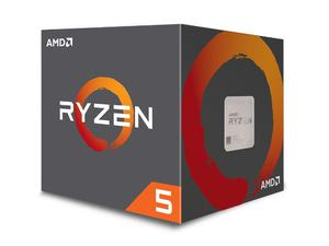 Procesador Amd Ryzen 5 Rx 3.5 Ghz 4/8 Núcleos Am4