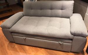 Sofa cama sencillo oferta posot class for Camas en oferta