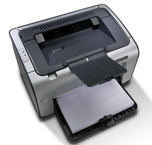 Vendo impresora marca HP Laser Jet P, usada en EXCELENTE