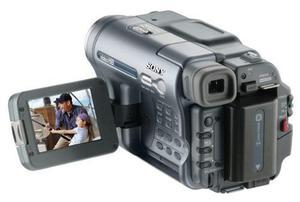 Video Camara Sony Handycam Para Repuesto