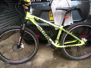 Bicicleta en Aluminio 700