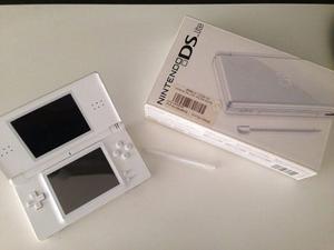 Nintendo Ds Lite Blanco