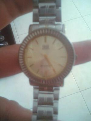 Cambio Reloj Qyq Original de Hombre