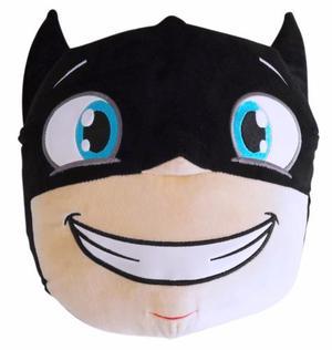Cojín Dc Batman Peluche Anime Antialergico 30cm