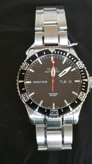 Vendo Reloj Mido para Hombre