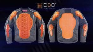 chaqueta icon D30 PARA MOTO