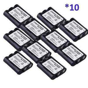 10 X 3.6v mah Batería Para Panasonic Kx-tg