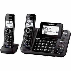 2 Telefonos Panasonic Kx-tgb Pantalla Digital