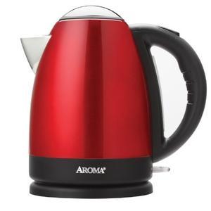 Aroma Housewares 1,7 Litros (7-copa) Eléctrico Del Acero In