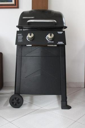 Asador, Parrilla, BBQ brinkmann 810 con sistema de gas