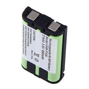 Batería De Ni-mh 3.6v 2 X 850mah Para Panasonic Hhr-p104