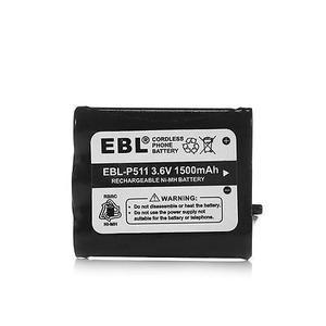 Batería Del Teléfono Para Panasonic Kx-tga510m