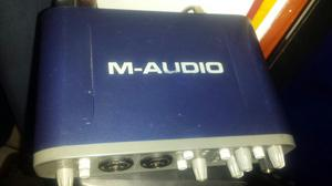 Interface M Audio Fast Track Pro