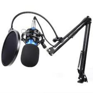 Kit Micrófono Condensador Profesional