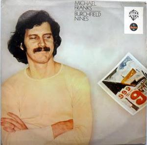 LP MICHAEL FRANKSBUCHFIELD NINES 8 Song WARNER BROS /