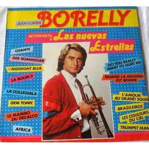 Lp Vinilo Jean Claude Borelly Las Nuevas Estrellas