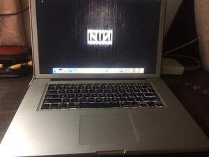 Macbook Pro De 15 Md103 De  Intel Core I7