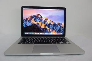 Macbook Pro Retina Core I5 8gb 256ssd 13.3 Pulgs